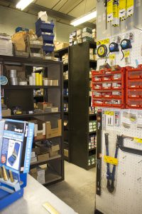 Fasteners Shop with Other Tools